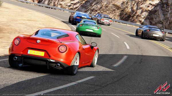 Скриншот №2 к Assetto Corsa