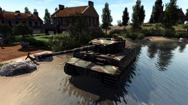 Скриншот №9 к Men of War Assault Squad 2