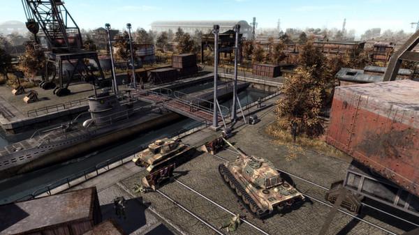 Скриншот №10 к Men of War Assault Squad 2