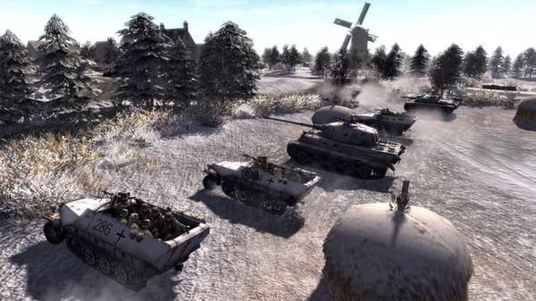 Скриншот №2 к Men of War Assault Squad 2
