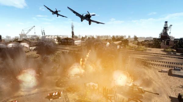 Скриншот №6 к Men of War Assault Squad 2