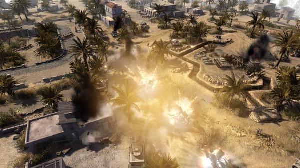 Скриншот №3 к Men of War Assault Squad 2