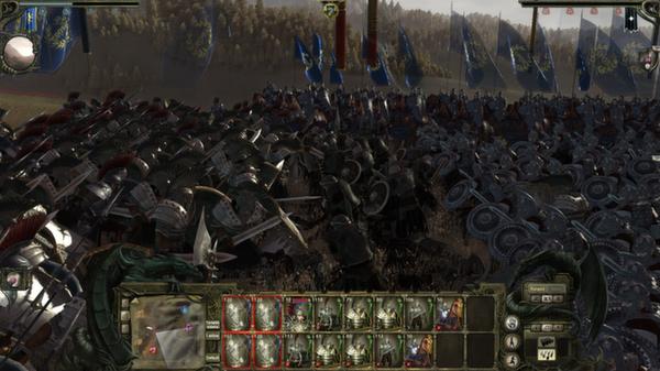 Скриншот №6 к King Arthur II The Role-Playing Wargame