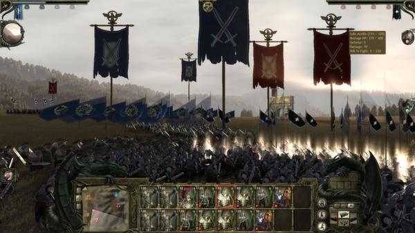 Скриншот №5 к King Arthur II The Role-Playing Wargame