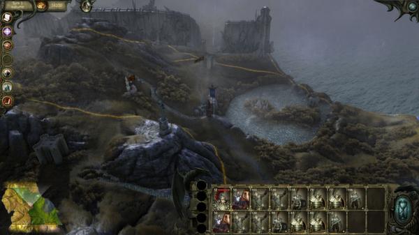 Скриншот №8 к King Arthur II The Role-Playing Wargame