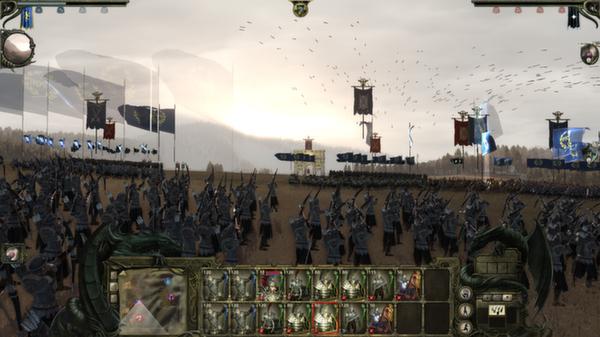 Скриншот №4 к King Arthur II The Role-Playing Wargame