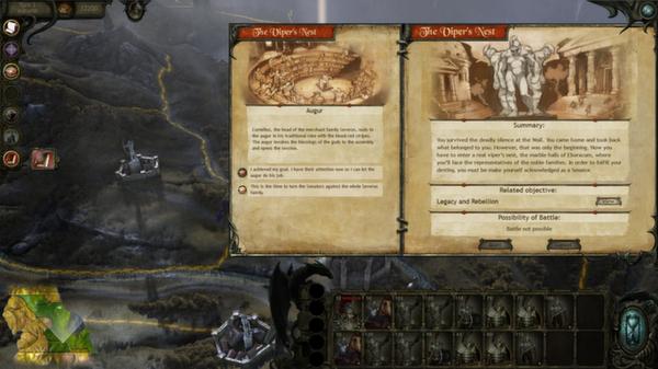 Скриншот №7 к King Arthur II The Role-Playing Wargame