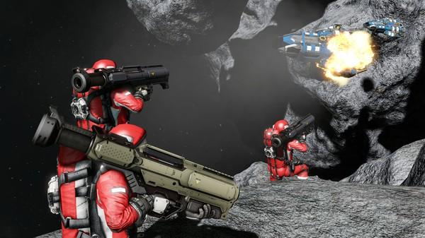 Скриншот №19 к Space Engineers