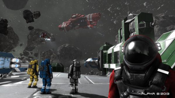 Скриншот №77 к Space Engineers