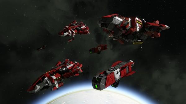 Скриншот №2 к Space Engineers