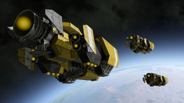 Скриншот №1 к Space Engineers