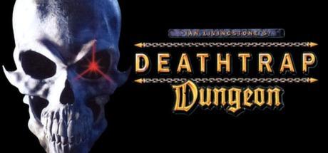 Game Banner Deathtrap Dungeon