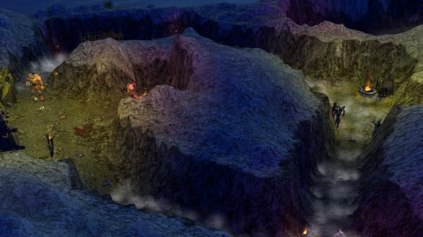 Скриншот №18 к SpellForce 2 - Demons of the Past