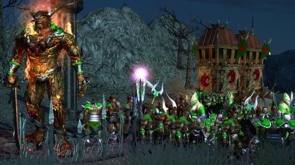 Скриншот №17 к SpellForce 2 - Demons of the Past