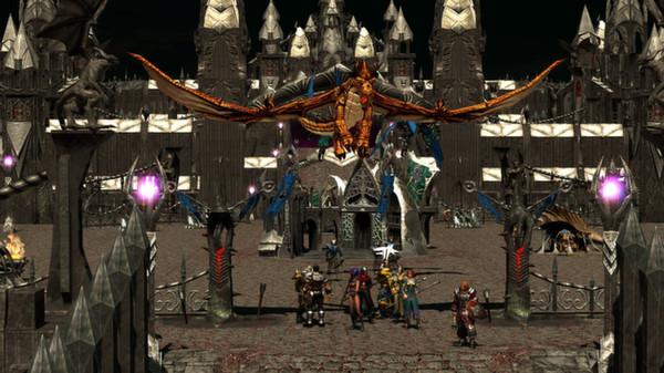Скриншот №10 к SpellForce 2 - Demons of the Past