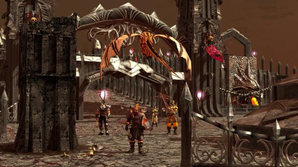 Скриншот №8 к SpellForce 2 - Demons of the Past
