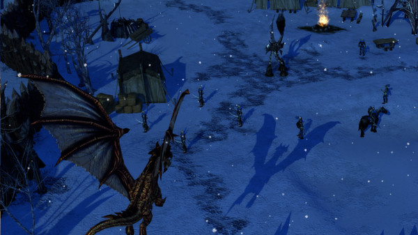 Скриншот №7 к SpellForce 2 - Demons of the Past