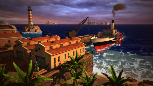 Скриншот №1 к Tropico 5