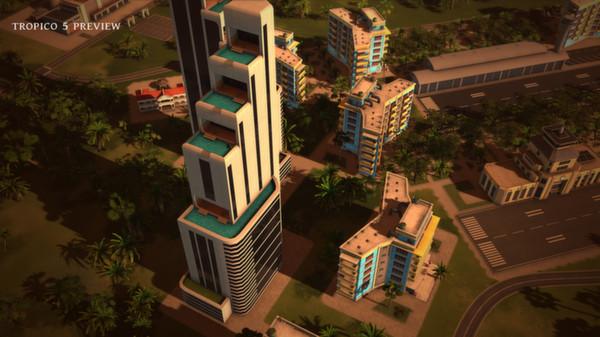 Tropico 5 скриншот
