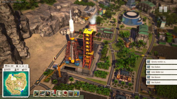 Скриншот №2 к Tropico 5
