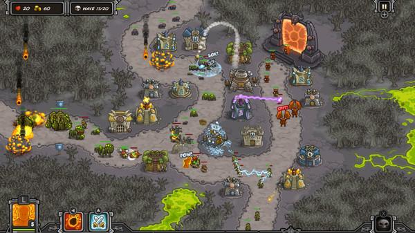Скриншот №8 к Kingdom Rush  - Tower Defense