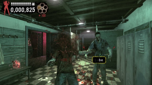 Скриншот №5 к The Typing of The Dead Overkill