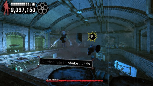 Скриншот №12 к The Typing of The Dead Overkill