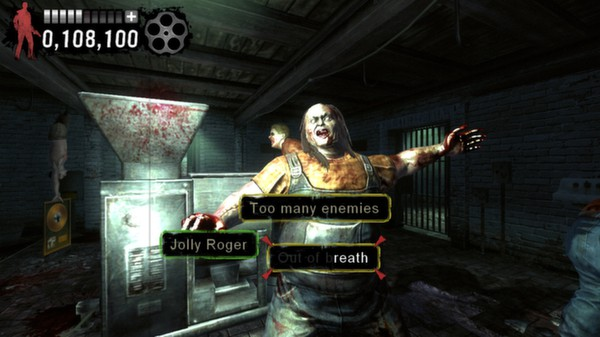 Скриншот №9 к The Typing of The Dead Overkill