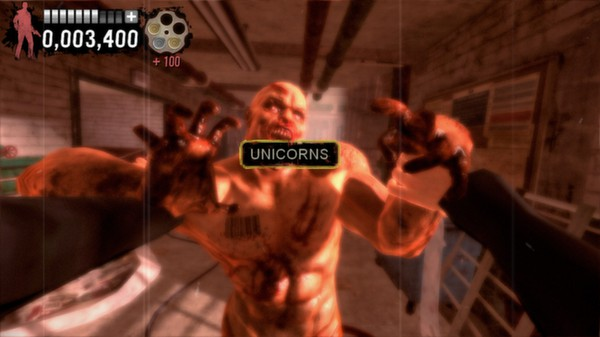 Скриншот №7 к The Typing of The Dead Overkill