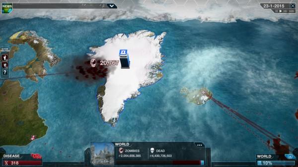 Скриншот №16 к Plague Inc Evolved