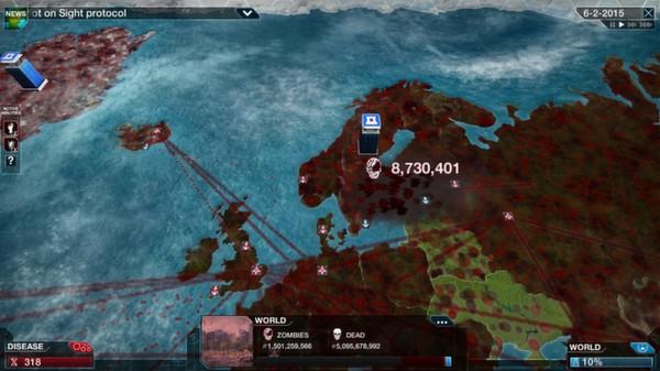 Скриншот №20 к Plague Inc Evolved