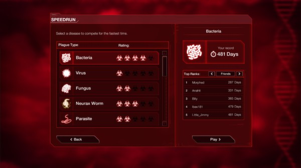 Скриншот №18 к Plague Inc Evolved