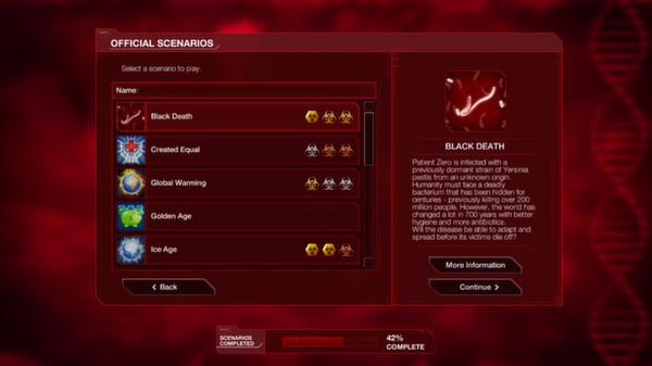 Скриншот №15 к Plague Inc Evolved