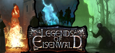Legends of Eisenwald Cover Image