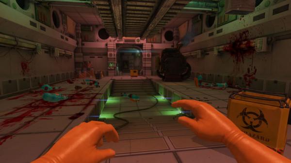 Скриншот №37 к Viscera Cleanup Detail