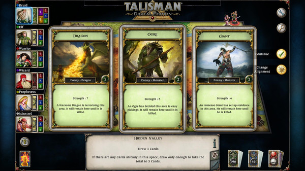 скриншот Talisman: Digital Edition 1