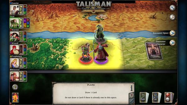 скриншот Talisman: Digital Edition 0