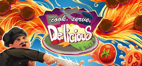 Cook, Serve, Delicious! Cover Image