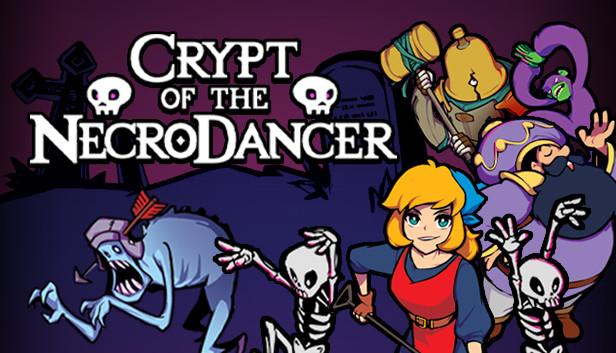 Crypt of the NecroDancer on Steam