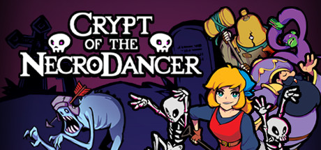 Crypt of the NecroDancer Cover Image