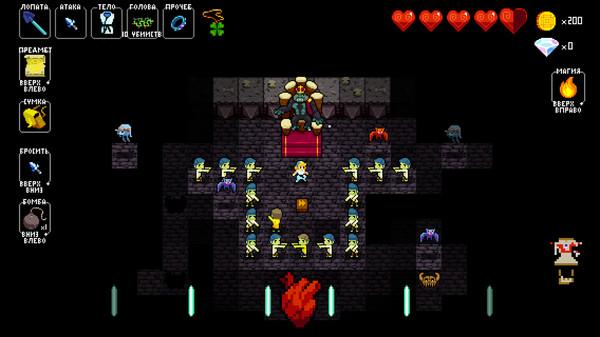 Скриншот №5 к Crypt of the NecroDancer