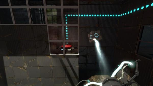 Скриншот №5 к Portal 2 Sixense Perceptual Pack