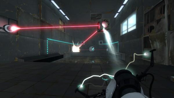Скриншот №8 к Portal 2 Sixense Perceptual Pack