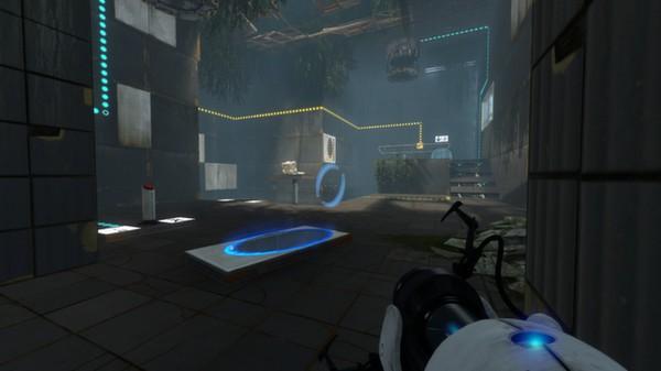 Скриншот №7 к Portal 2 Sixense Perceptual Pack