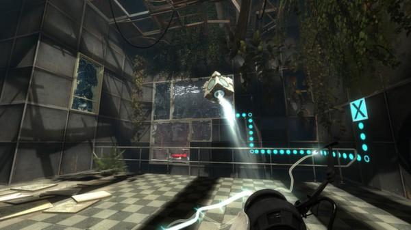 Скриншот №1 к Portal 2 Sixense Perceptual Pack