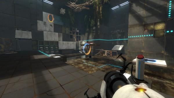 Скриншот №9 к Portal 2 Sixense Perceptual Pack