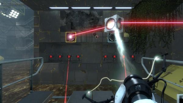 Скриншот №2 к Portal 2 Sixense Perceptual Pack