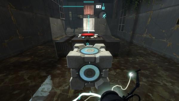 Скриншот №3 к Portal 2 Sixense Perceptual Pack