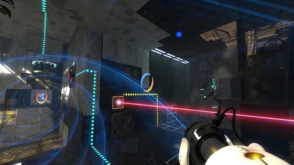 Скриншот №10 к Portal 2 Sixense Perceptual Pack