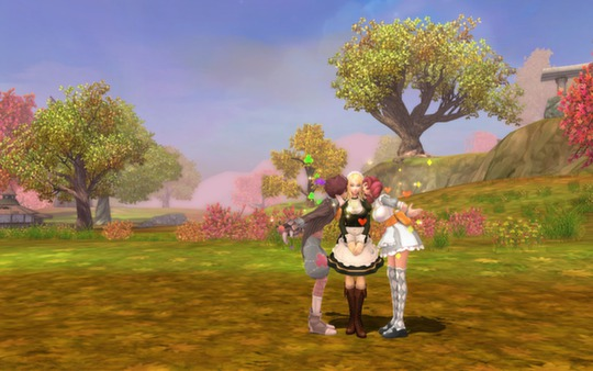 скриншот Ragnarok Online 2 - For the Bold and Wonderful Pack 1